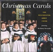 The original - Carol singers in Westminster Abbey