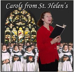 Carols are Helen's favourites