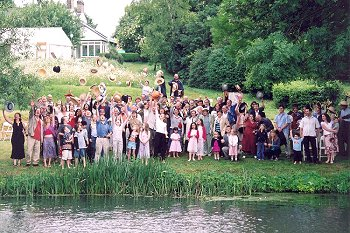 Bumps 2004 Group Photo