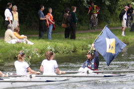 Sidney Sussex womens II flagged