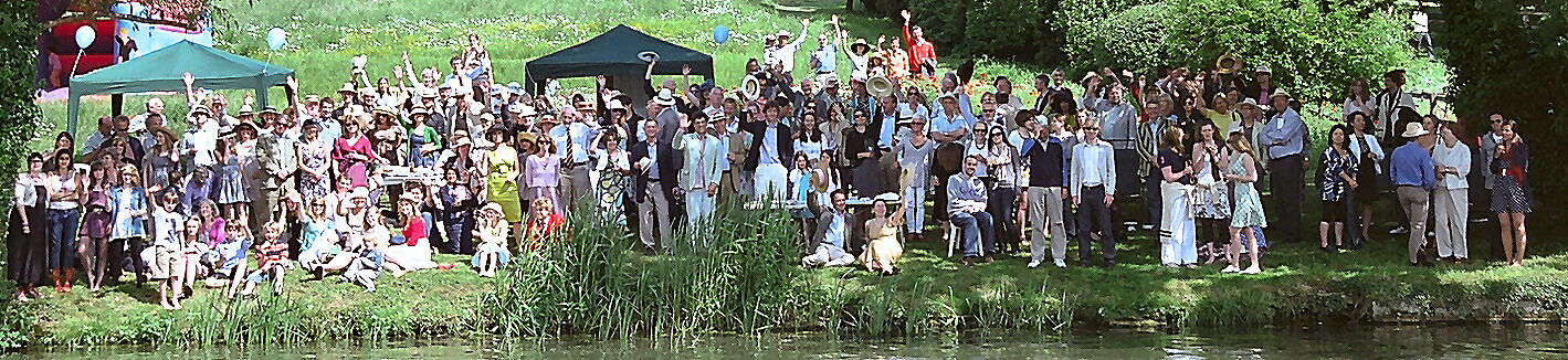 2010 Bumps Group Photo enlargement