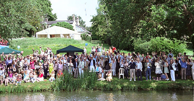 Coburn & Mulligan Bumps and Carnage Group Photo 2010