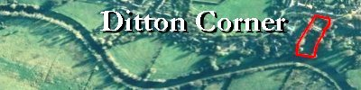 The Ditton Corner plot from the air